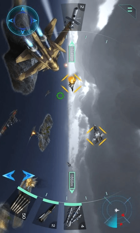 海陆空之战