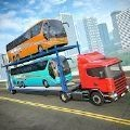 城市公交运输车