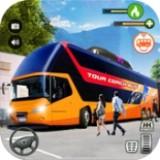 旅游巴士公路驾驶