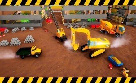 极限挖掘机驱动