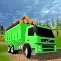 木料越野大货车