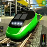 城市列车运输模拟器2019