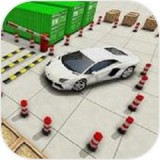 现代停车场3D