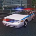 警车模拟3D
