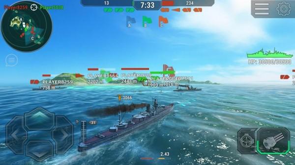 宇宙战舰海战