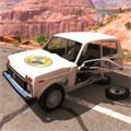 汽车事故模拟3D