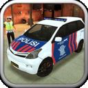 警察执勤模拟器